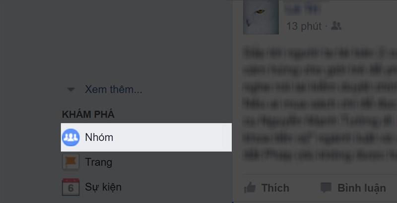 Hướng dẫn thoát hàng loạt Group khó chịu trên Facebook 1