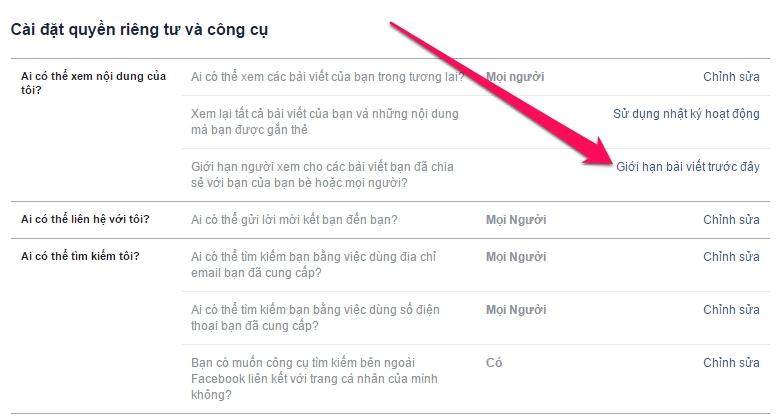 Mẹo hạn chế bạn bè đào mộ Facebook của bạn 1