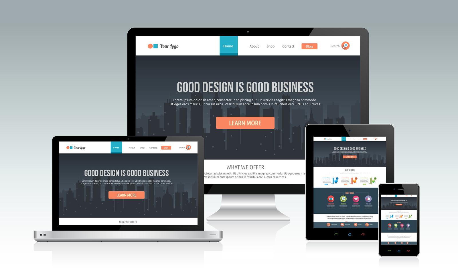 Tại sao không thiết kế web bán hàng bằng Flash