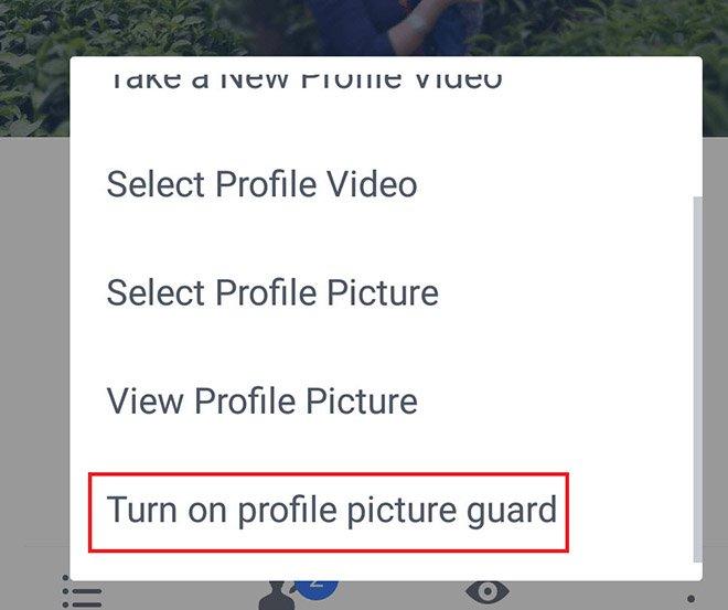 Tính năng bảo vệ ảnh đại diện trên Facebook-3