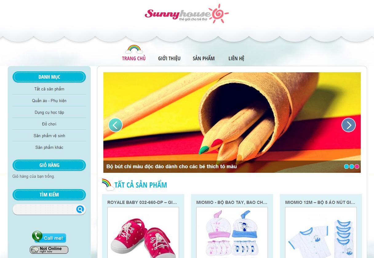 Website đơn giản – cách ghi điểm cực mạnh tới khách hàng