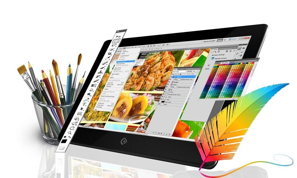 Dịch vụ thiết kế website nhanh với giao diện ấn tượng
