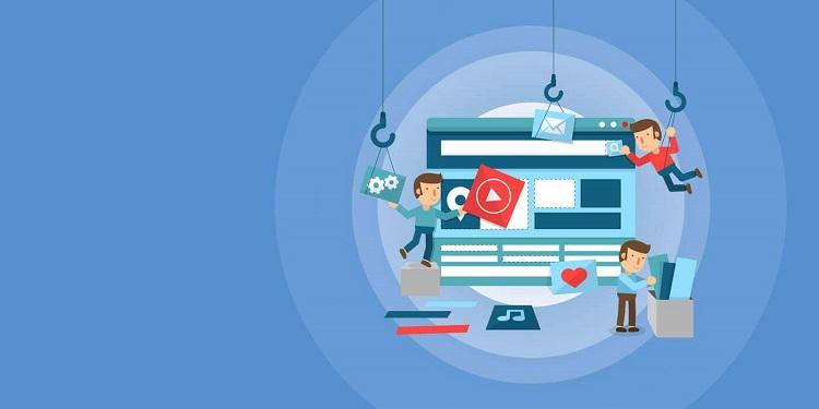 website doanh nghiệp nhỏ và tiện ích cần có