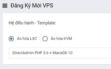 Hướng dẫn đăng ký VPS 2