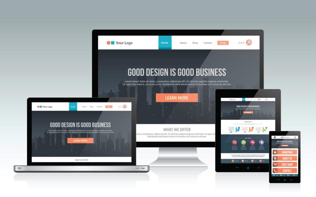 Thiết kế web độc đáo – đẹp mắt nhiều ưu đãi