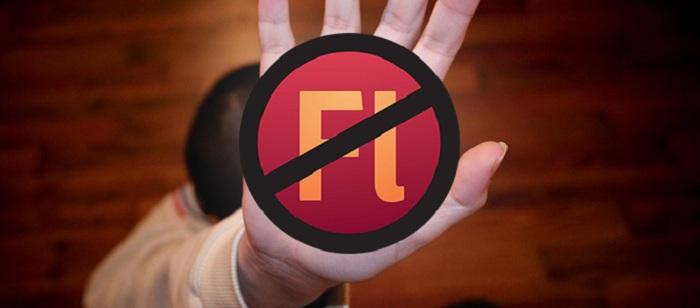 Vì sao bạn không nên làm Flash Website?