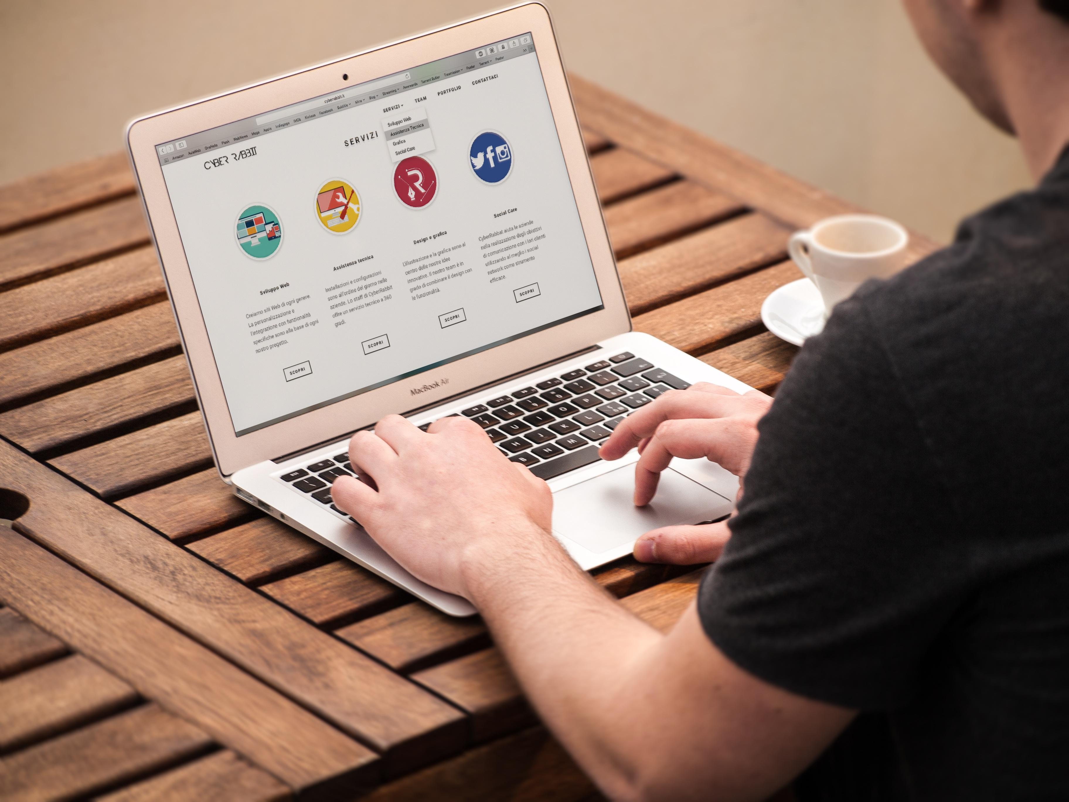 Nên chuẩn bị nội dung website như thế nào?