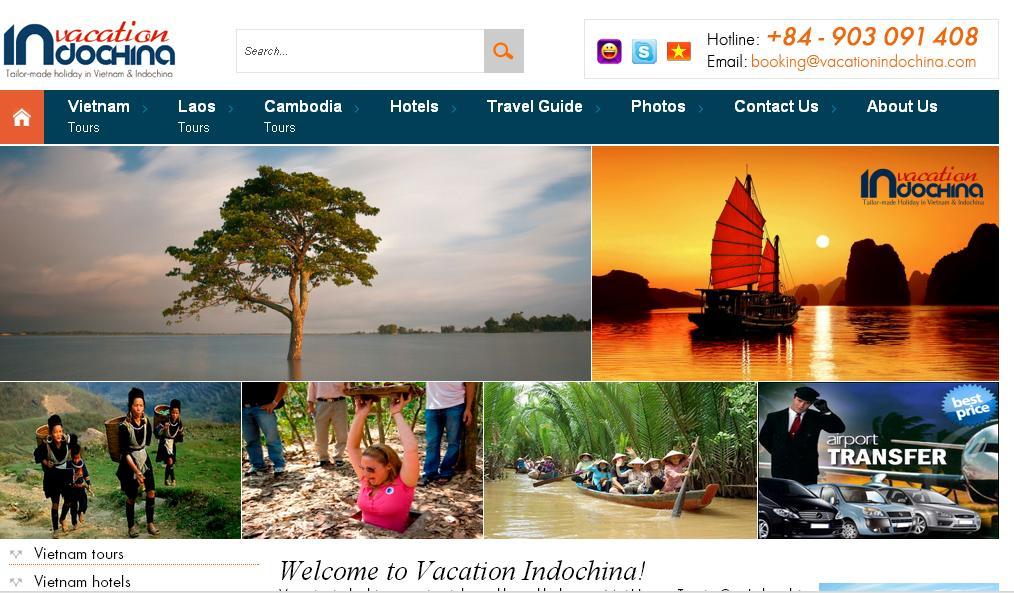 Nên thiết kế web du lịch vào thời điểm nào?