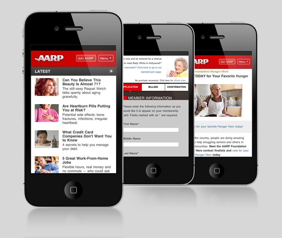 Thiết kế web chạy trên điện thoại thông minh
