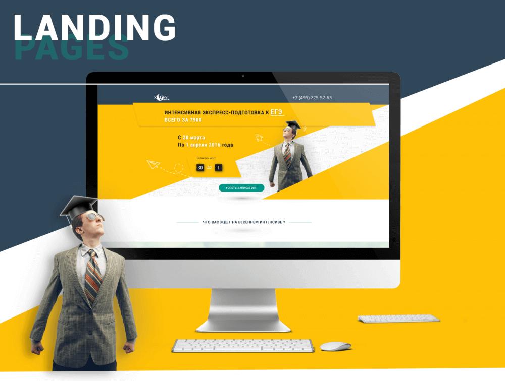 Tìm hiểu cấu trúc của một Landing Page giới thiệu