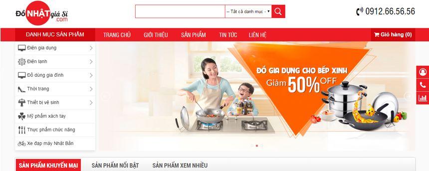 5 vị trí thiết kế thanh menu cực chuẩn cho website 2