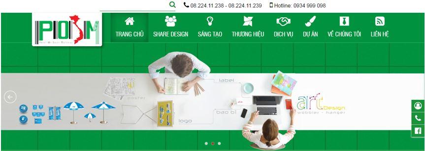 5 vị trí thiết kế thanh menu cực chuẩn cho website 3