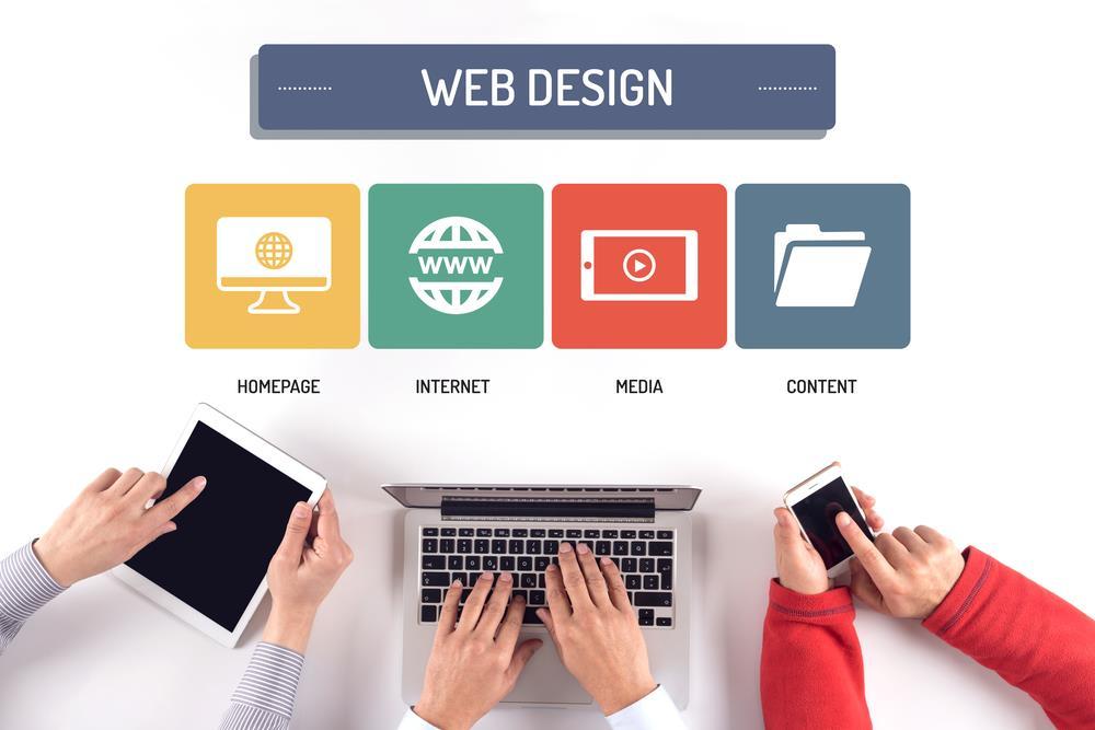 Các tiêu chí của một thiết kế website phong cách tối giản