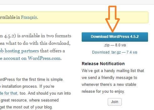 Hướng dẫn cài đặt WordPress lên hosting trên cPanel