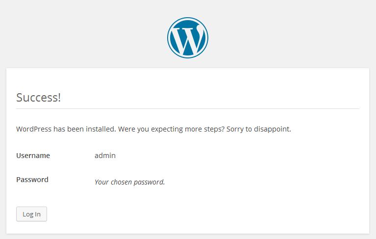 Hướng dẫn cài đặt WordPress lên hosting trên cPanel 11
