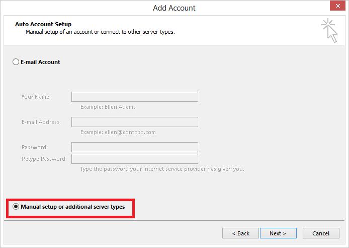 Hướng dẫn cách cài đặt Outlook 2013 3