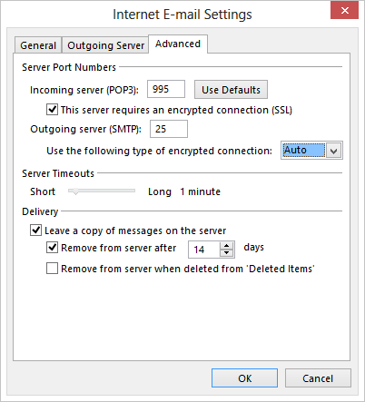 Hướng dẫn cách cài đặt Outlook 2013 8