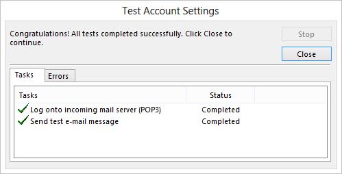 Hướng dẫn cách cài đặt Outlook 2013 9