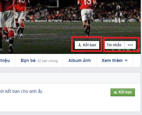 Hướng dẫn kết bạn lại với người đã chặn trên facebook 2