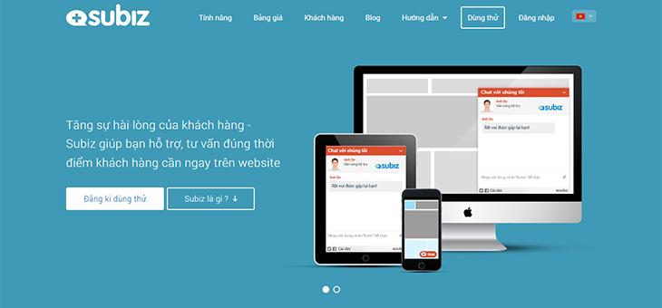 4 Phần mềm chat trực tuyến trên web tốt nhất 2