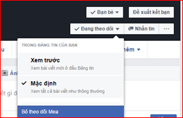 Làm sao để chặn bài đăng trên Facebook của người mình không thích 2