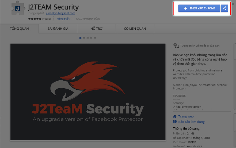 Hướng dẫn cách kích hoạt tính năng bảo vệ ảnh đại diện facebook 1