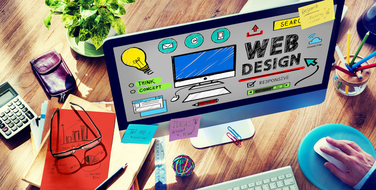 Thiết kế web theo yêu cầu và theo template 1