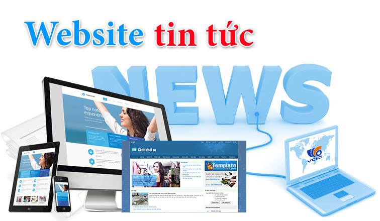 3 bước sở hữu website tin tức chuyên nghiệp