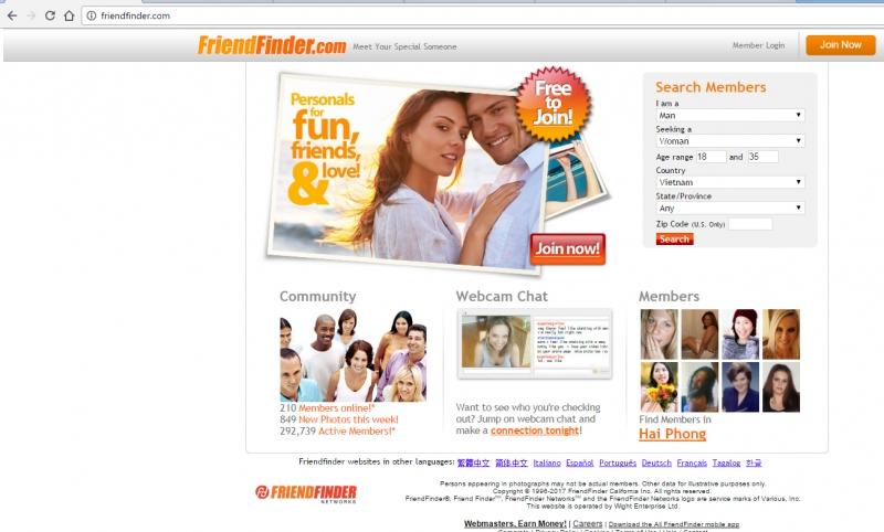 Top 5 trang web hẹn hò với người nước ngoài tốt nhất 1