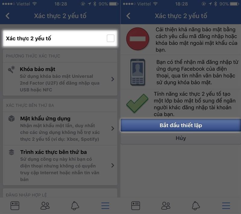 Làm gì để bảo vệ tài khoản Facebook an toàn hơn? 6