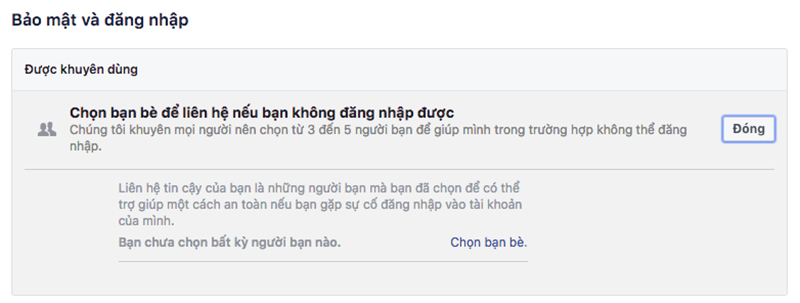 Làm gì để bảo vệ tài khoản Facebook an toàn hơn? 7