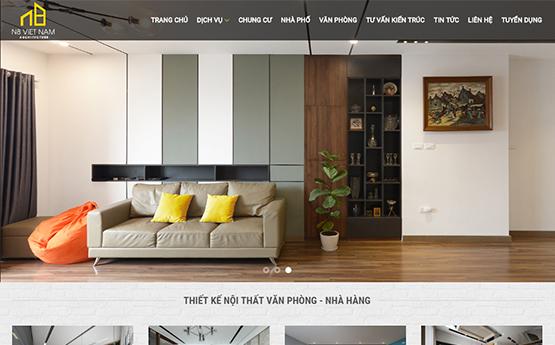 Làm gì để thiết kế website nội thất chuyên nghiệp